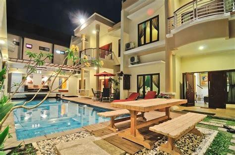 villa murah  yogyakarta  kolam renang