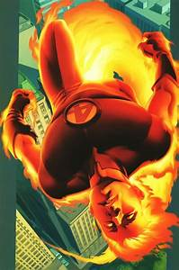 Human Torch - Ultimate Fantastic Four