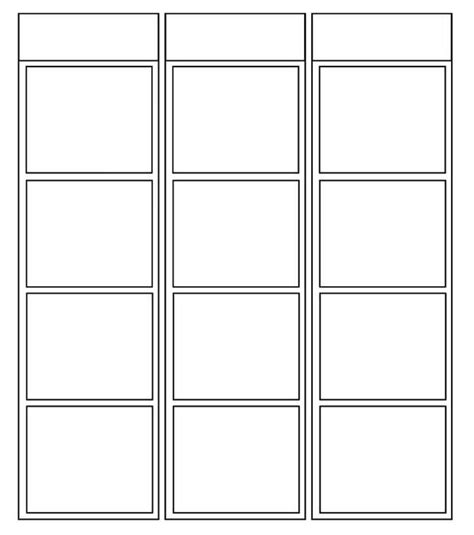 comic strip template  premium templates