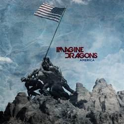 America Imagine Dragons Album Cover