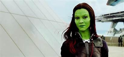 Zoe Saldana Marvel Gamora Guardians Galaxy Avengers