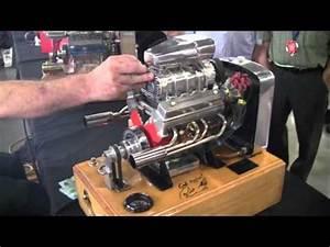 Mini V8 Motor : worlds smallest miniature blown v8 2016 new blower supe ~ Jslefanu.com Haus und Dekorationen
