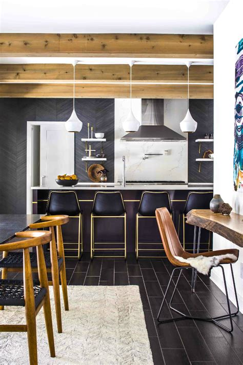 Kitchen Design Great Mix Materials kitchen design with great mix of materials decoholic