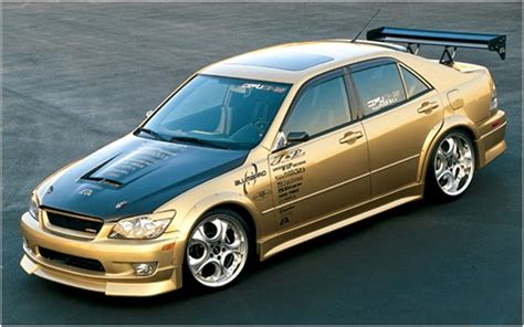 altezza lexus is300 custom turbo altezza powered lexus is300 tuner car turbo