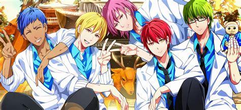 Anime Kuroko No Basket Season 3 Kuroko No Basket 2nd Season