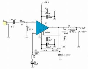 Diy Audio By Mr  Suky   Lm3886 Power Amp Schematic