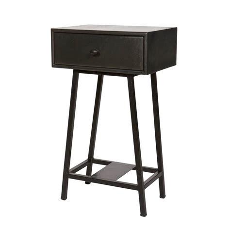 45 x 30 table bepurehome side table skybox black metal 70x45x30cm