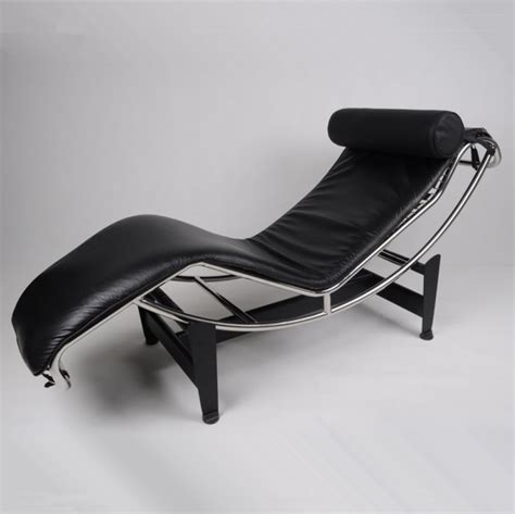 le corbusier lc4 chaise lounge cassina le corbusier lc4