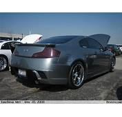 Grey Infiniti G35 Coupe  BenLevycom