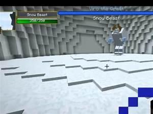 Snow Beast Minecraft Mods Wiki FANDOM Powered By Wikia