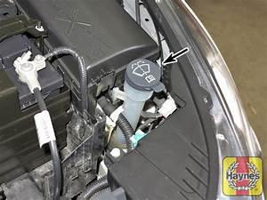 Chevrolet Cruze  2011 - 2015  1 4 - Fluid Level Checks