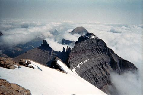 glacial horns