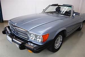 Mercedes 380sl 1984