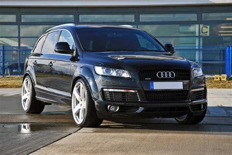 Audi Q7 Tuning  Car Tuning