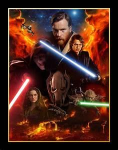 Poster Star Wars : star wars fan posters prequel trilogyreggie 39 s ~ Melissatoandfro.com Idées de Décoration