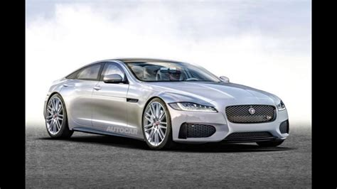 New Jaguar Xj 2018 Coupe Youtube