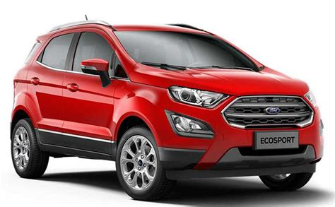 Ford Ecosport 2019 Perde Airbags E Fica Mais Inseguro