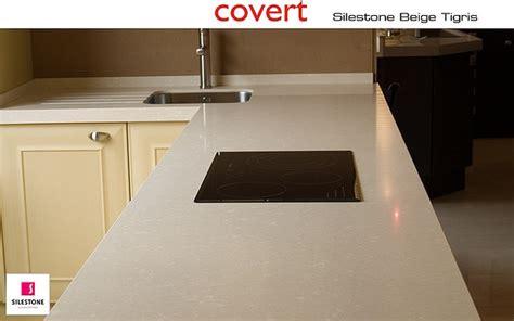 kitchen remodel encimera covert de silestone beige tigris house and kitchens