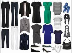 Capsule Wardrobe for Women over 40