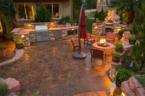 small backyard oasis 12 gorgeous outdoor kitchens hgtv s decorating design blog hgtv