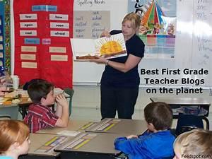 Top 30 First Grade Teacher Blogs, Websites & Newsletters ...