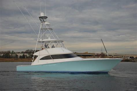 Viking Fishing Boats by 2013 Viking Yachts 55 Convertible For Sale Galati Yacht