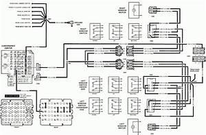 1989 Chevy Truck Wiring Diagram