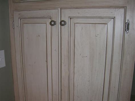 Oak Cabinets With A New Face Glazed Cabinets Are Beautiful