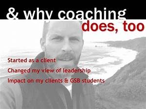 Photo:SethAnderson & why coaching does,