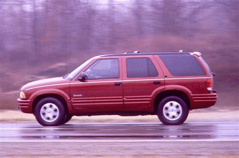how cars work for dummies 1996 oldsmobile bravada parental controls 1996 01 oldsmobile bravada consumer guide auto