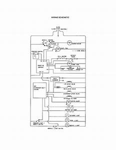 Wiring Schematic Diagram  U0026 Parts List For Model