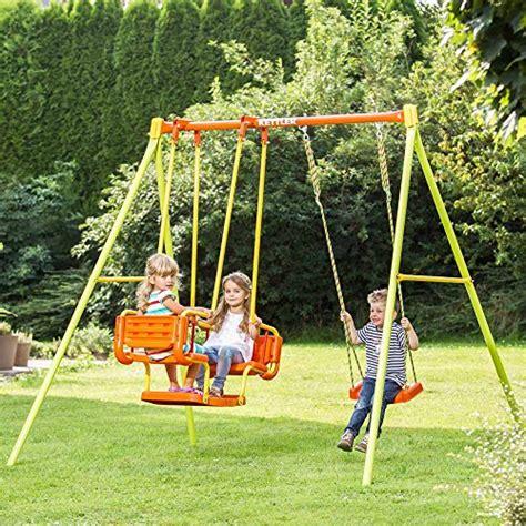 Schaukel Für Den Garten by Kettler Schaukel 3 Gartenschaukel F 252 R Kinder Stabile