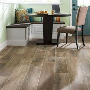 lowes flooring wood tile faux wood tile available shop style selections natural timber cinnamon glazed porcelain indoor