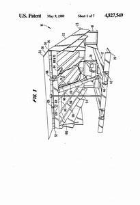Patent Us4827549 - Hydraulic Dock Leveler