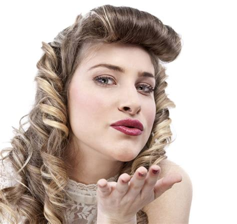 1950s Hairstyle by Hairstyles That Defined The Best Of The 1950s