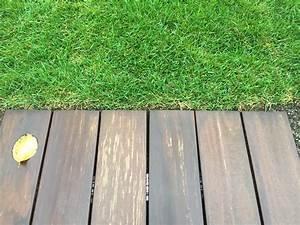 Douglasie Bretter Verlegen : holz terrasse rasen bs holzdesign ~ Whattoseeinmadrid.com Haus und Dekorationen