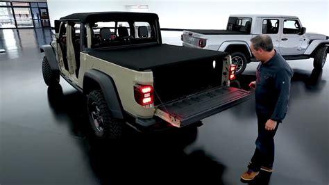 jeep gladiator closer  youtube
