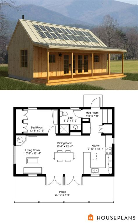 cottage plans 198 best tiny house floor plans images on