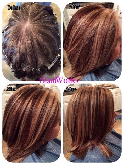 hot  hair coloring technique pinwheel color hair