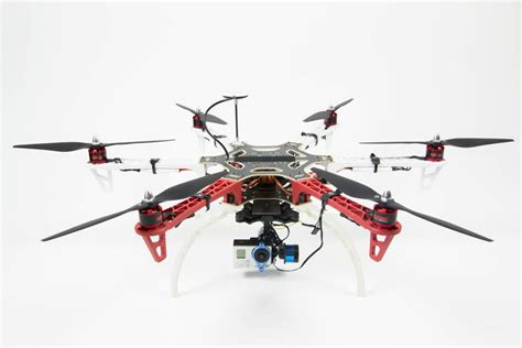 Dji F550 Hexacopter Ready To Fly  Sky Pirate Drones » Sky