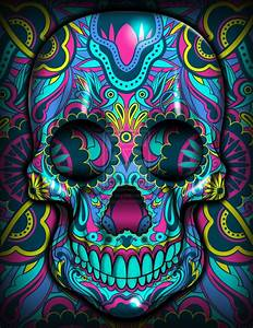 SKULLS - La Vengadora by ~Jpeay on deviantART | DAY OF THE ...
