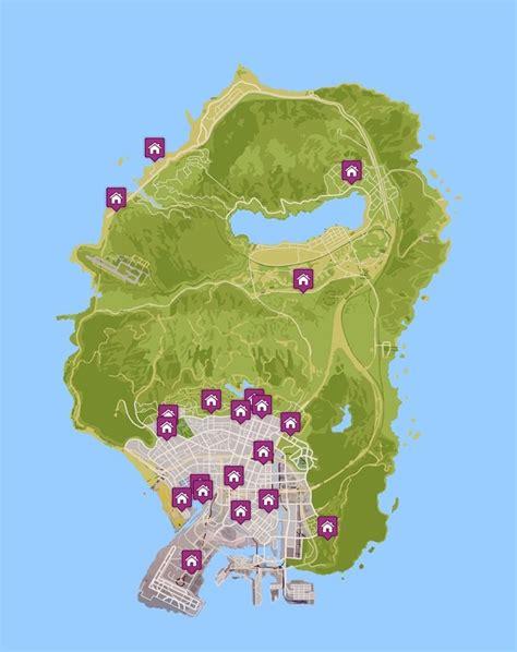 Grand Theft Auto 5  Immobilien Spieletipps