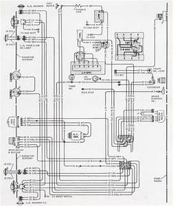 1970 Camaro Engine  U0026 Forward Light Wiring Schematic