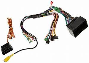 Diagram  Auto Car Stereo Wiring Harness Plug Adapter