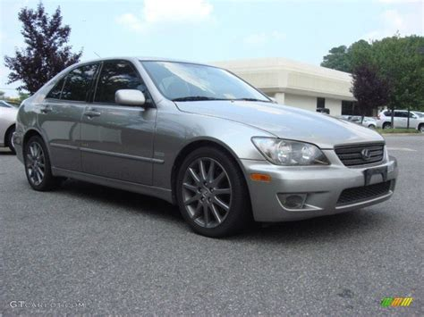 lexus gray 2004 thunder cloud gray pearl lexus is 300 67713066