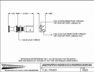 10920 Fuel Primer