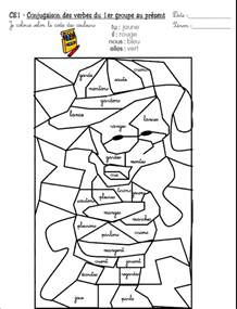 HD wallpapers coloriage magique cp lecture a imprimer