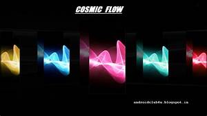 Xperia S Cosmicflow Live Wallpaper | Android Club4U ...