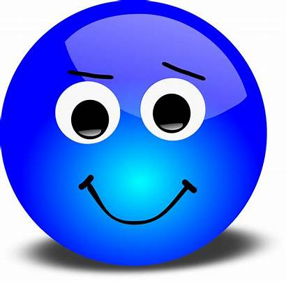 Face Clipart Clip Smiley Illustration Happy 3d