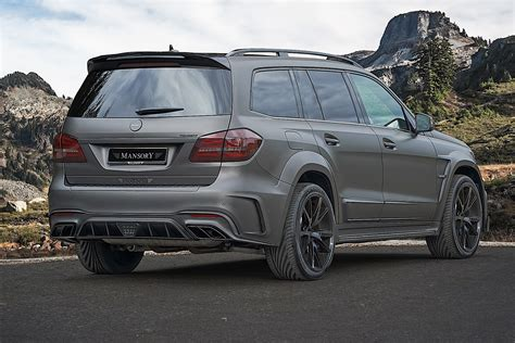 Update 2019 Mercedesbenz Gls Spotted For The First Time